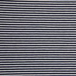 tricot, jersey, streepjes, fabric, navy stripes