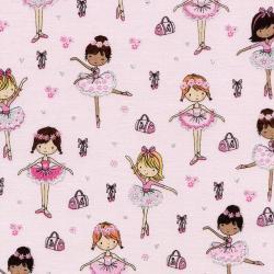 Glitter ballerinas
